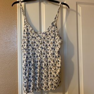 American Eagle Outfitters Tops - Floral Tank